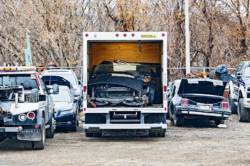专业偷车!零件商竟涉案 32车遭解体疑售海外