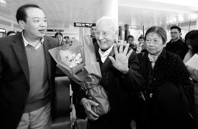 93岁中国核潜艇之父:还是喜欢隐姓埋名上班