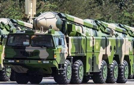 中国罕见曝光这款武器 美反导系统变废物