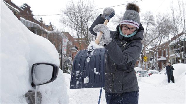 专家预测:加拿大今年冬天将多雪