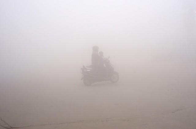 PM2.5超标!全球最脏城市3.5万人哭着跑