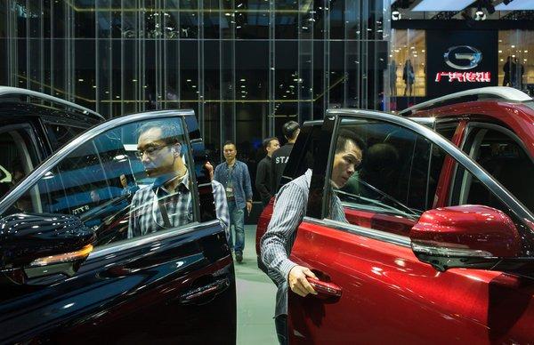 中国这汽车进军美国市场,竟与川普撞名