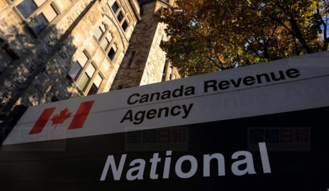 加国税务局不接民众电话 或在电话中给予错误信息