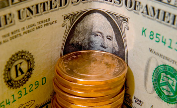 加元汇率明年或再突破80美分 央行至少升息两次