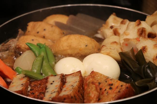 冬日情怀料理----教你做一锅正宗的关东煮