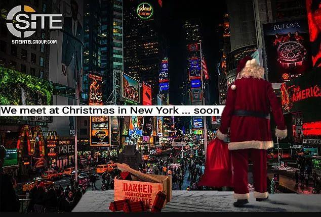 IS威胁血洗圣诞 温哥华、多伦多都危险了