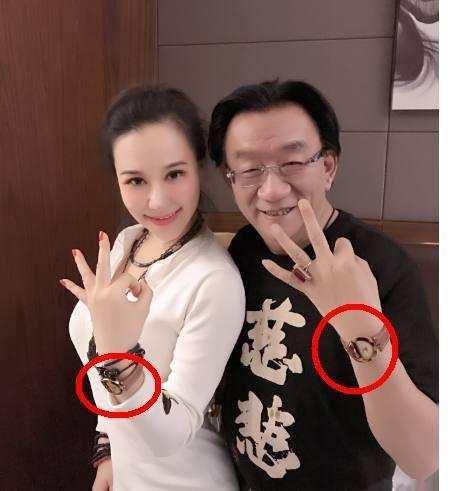 71岁侯耀华毁了?疑以师徒名公开搞嫩女