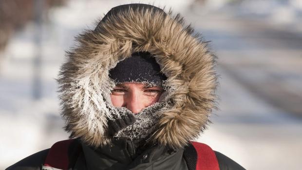 更冷的还在路上!极寒天气持续!体感将达-27度