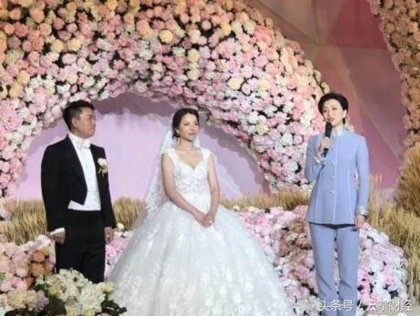 首富的排场 公子大婚:杨澜主持 董文华献唱