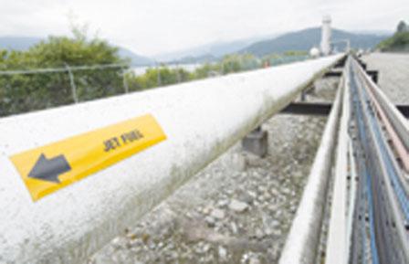跨山油管搁本拿比隧道工程  能源局接纳市府意见