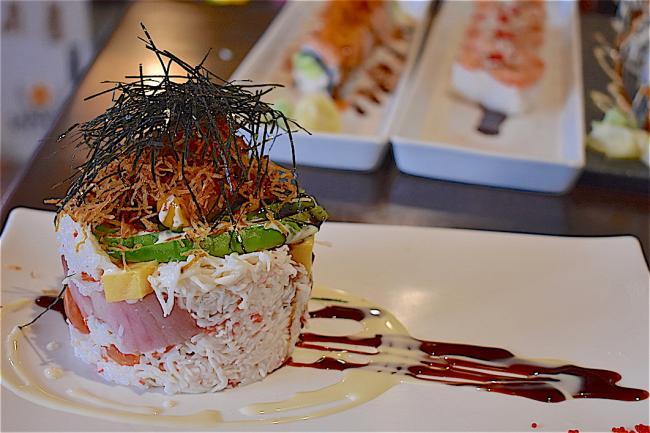 便宜又好吃的Hasting東街Sushi Giwa刺身壽司盛宴