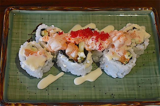 giwa 12 chopped scallop roll.JPG