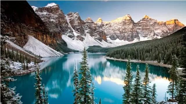 中国游客最喜欢去加拿大哪里?这三个地方是最爱