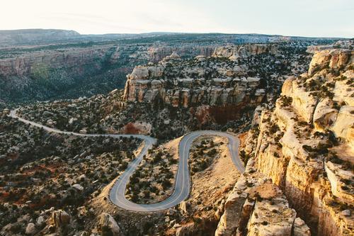 美国七大奇妙绝伦的公路旅行 怀旧简单而有趣