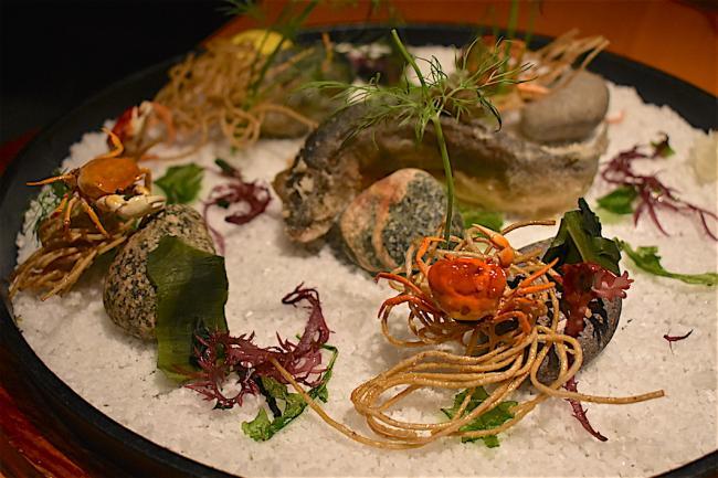 温哥华怀石料理最美这一家 视觉味觉双重享受