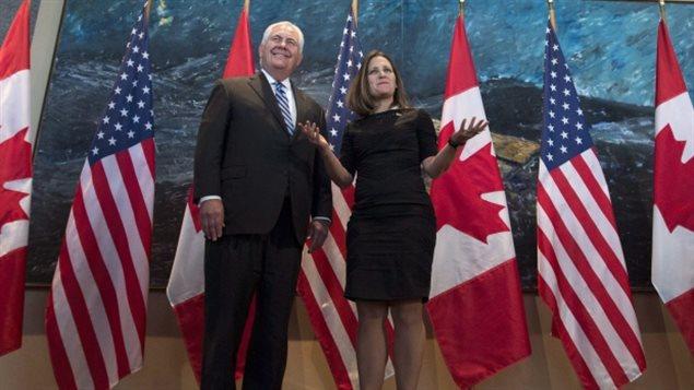 加美将在温哥华联合主持一个朝鲜问题会议