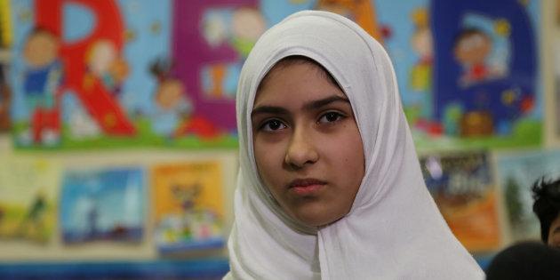警方证实:惊动加拿大的穆斯林女孩事件纯属捏造