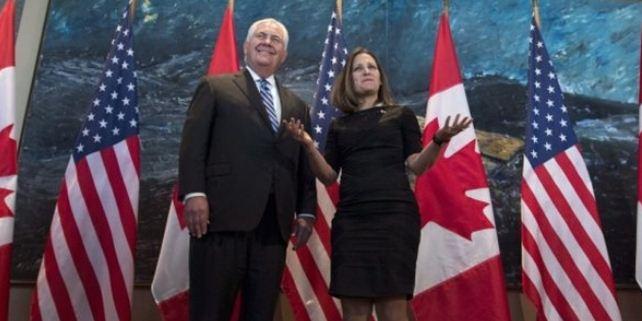 加拿大做东:本周温哥华联合美国主持朝鲜问题会议