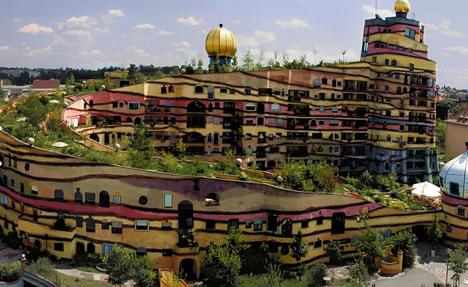 在世界十大最美空中花园 来场城市丛林冒险