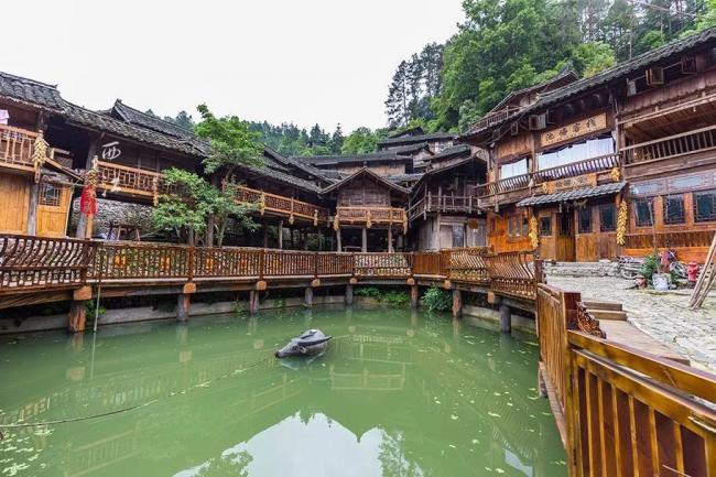 在中国最淳朴的苗寨 感受13年一度隆重的招龙节