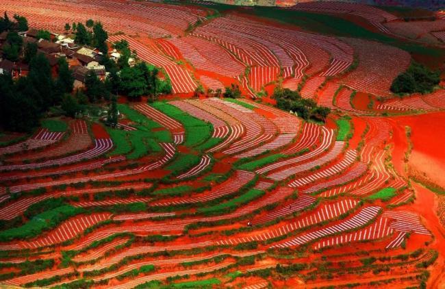 再不去就晚了!中国可能消失的10大绝色美景