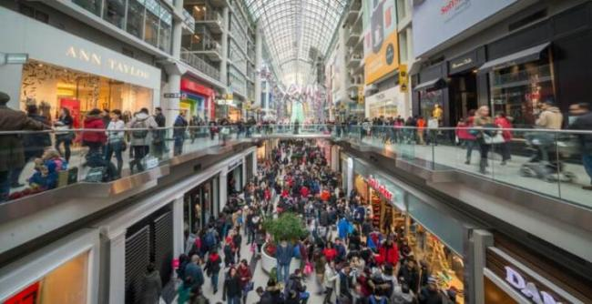 加拿大十大最火爆商场排名!本拿比这家第二