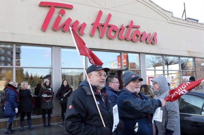 50场抗议游行!反Tim Hortons正式拉开巨幕