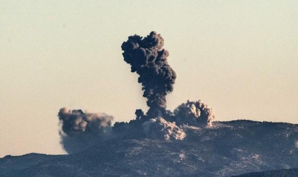 土耳其正式对叙利亚发起陆空两路攻击