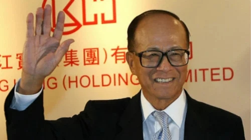 惊传李嘉诚要卖重庆地产 开价逾两百亿