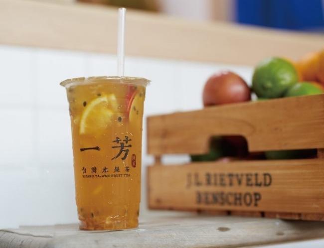 优发国际奶茶店 只有这一家能做出无可替代的古早味