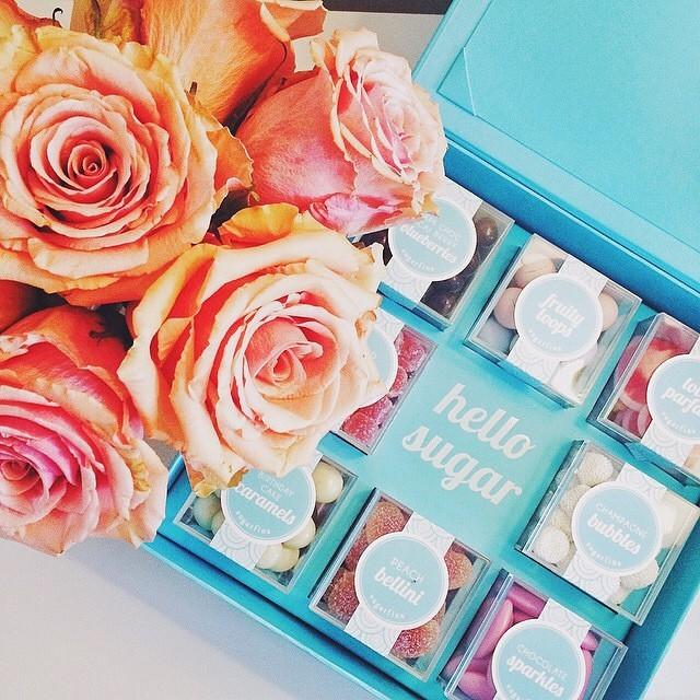 今年情人节:不送Tiffany首饰 可以送Tiffany糖果