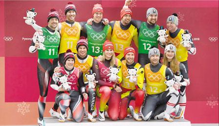 加拿大再添1金1银 卡加利选手速滑创纪录夺冠军