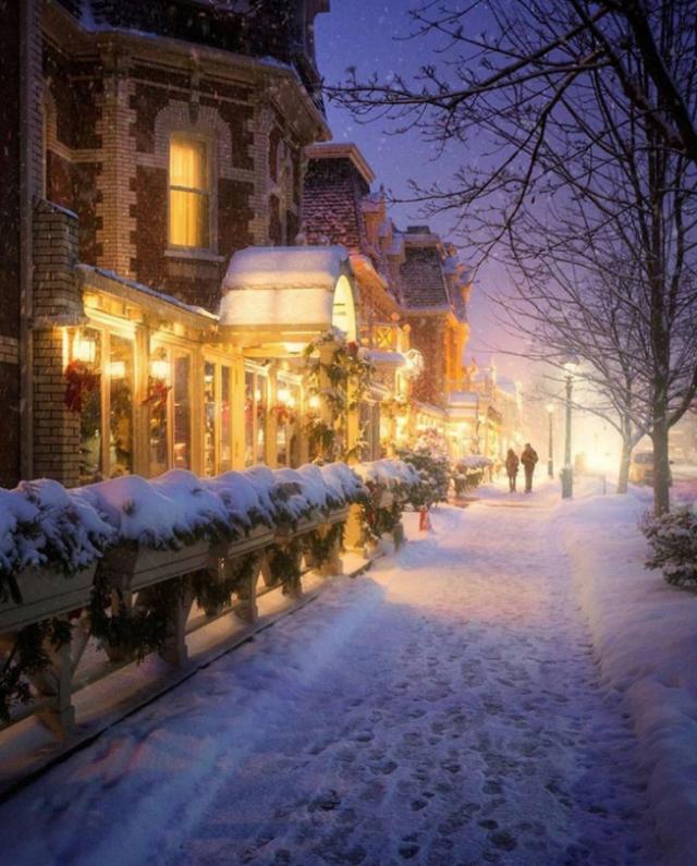 多伦多附近最适合冬天去浪的五个小镇