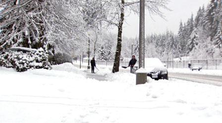 大温今明两日急冻 部分地区降雪