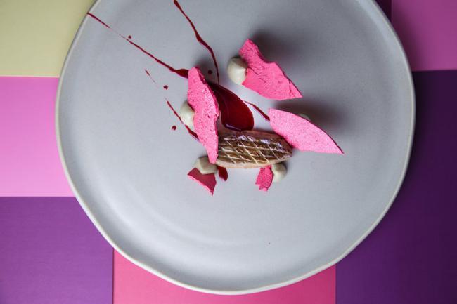 优发国际颜值最高的美食:把村上隆的艺术吃进肚
