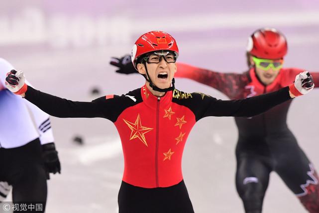 金牌终于来了!武大靖创历史破世界纪录