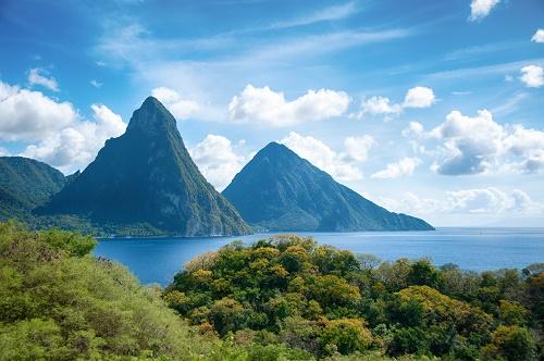 夏天还会远吗?快把这份加勒比海岛地图收好