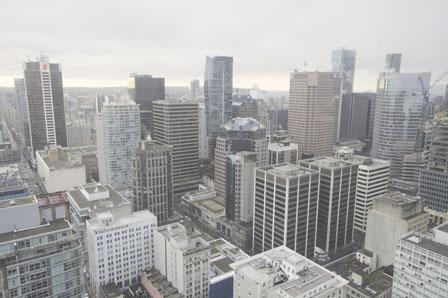 去年北美第二低 温市中心办公室空置率料续跌
