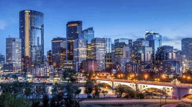 成为加拿大20大城市的富人,各需要多少钱?