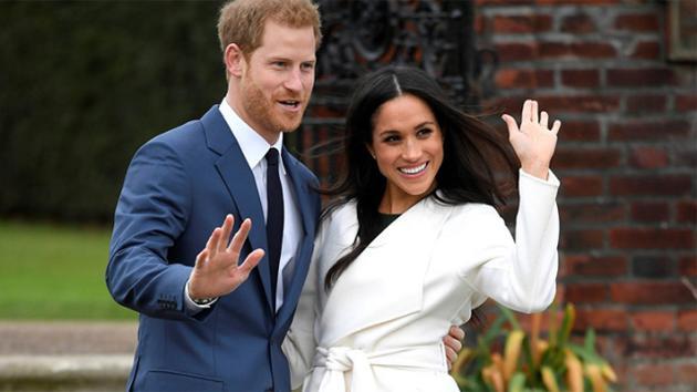哈里王子5月大婚拒签婚前协议 2亿多身家不设防