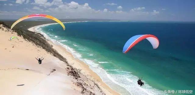 又是一年旅游季!世界上最美的十个滑翔伞圣地
