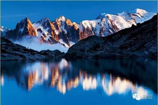 意大利这么多美如仙境的山 欧洲游不用随大流了