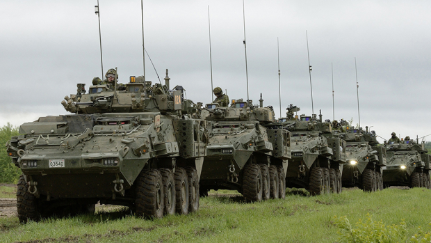 优发国际对沙特军售重型装甲战车