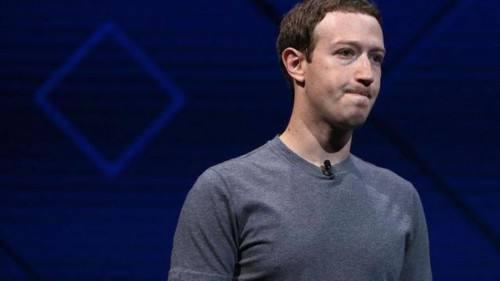 扎克伯格认错!Facebook两日蒸发500亿美元