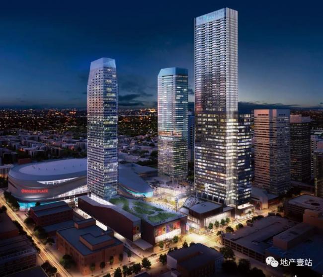 加拿大第二高楼开卖 $800每尺 开发商还包租