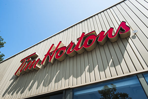加国最具影响力品牌榜单 Tim Hortons排名急降