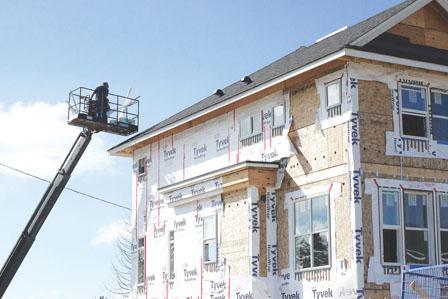 大温上月新屋动工升6% 业界料春季回暖房市升温