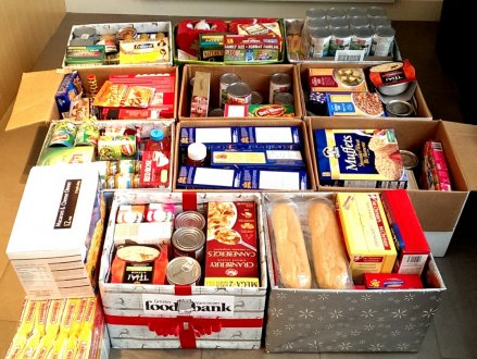 Walmart向大溫食物銀行捐款100萬