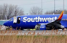 客機引擎爆炸將人吸出窗外 西南航空補償乘客6000元