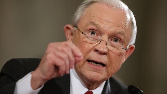 美司法部長:川普若開除我副手 我也走人